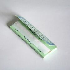 1 Booklets 50 Leaves Mascotte Cigarette Tobacco Rolling Papers 70*36mm
