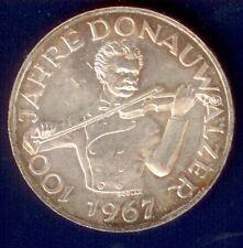 50 Schilling 1967, 100 Jahre Donauwalzer