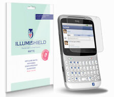 iLLumiShield Anti-Glare Matte Screen Protector 3x for HTC Status / ChaCha