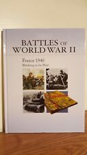 Osprey's Battles of World War II - France 1940 - Hardcover - Unread Like New