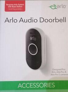 Netgear Arlo Audio Doorbell AAD1001 - Brand New