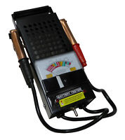 Battery Tester 6V & 12 Volt Load Drop And Charging System Checker Auto Car