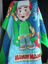 Disney HANDY MANDY Twin size Comforter EUC!