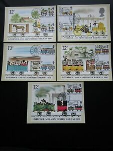 """Post Office Picture Cards PHQ Sets  """"USED"""" FDI Special Postmark Variants"""