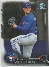 Sean Reid-Foley Toronto Blue Jays 2016 Bowman Chrome Prospect
