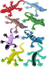 Bulk Lot x 20 Mixed Mini Lizards Figures 5cm Kids Party Favor Novelty Toys NEW