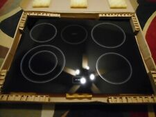 KitchenAid Cooktop Replacement Ceramic Top Only No Burners/Switches Free Ship(B)