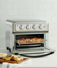 Cuisinart Air Fryer Toaster Oven - 1800 W - 7 Function - Silver - Factory Refurb