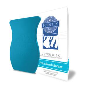 Scentsy Dryer Disks (new) PALM BEACH BREEZE