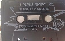Slightly MAGIC (codemasters) Commodore c64 cassette (tape) (game)