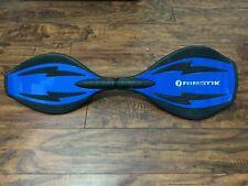 "Ripstik Blue Mini Razor Caster Board 27"" RIP STICK Wave Skate Board Street Surf"