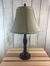 """JAMIE YOUNG COMPANY 20"""" Marbled Purple Table Lamp"""