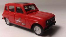 Herpa EAN 2005 Nuremberg Toy Fair Car Renault R4 Special Edition 1:87 Scale (PL)