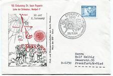 1984 I. Papani Erfurt Polarforscher Radio Moskau Driftstation Polar Arctic Cover