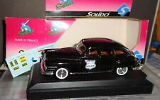 Solido 4530 Chrysler Windsor Police South Bend OVP M1:43 Topp