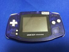 P6210 Nintendo Gameboy Advance console Midnight Blue GBA Japan  x DHL