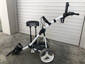 MotoCaddy S3 Digital Lithium Golf Electric Buggy Trolley