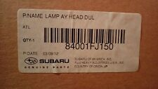 HEADLAMP LEFT 2014 Subaru Impreza