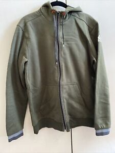 Adidas Hooded Zip Up Track Top Jacket size M