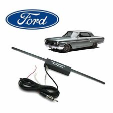 Ford Fairlane Hidden Amplified Radio Antenna FM Stereo FE skyliner crown vic 302