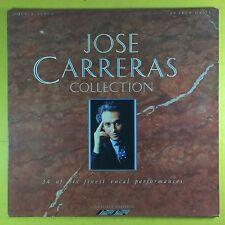 Jose Carreras Collection - 34 Digitally Remastered Tracks - Stylus SMR-860 Ex+