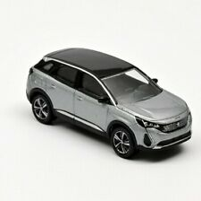 NOREV 3 inches. Peugeot 3008 2020 Grey Reblochon. New IN Box Scale / Ladder 1/64