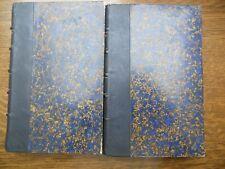 De Ponlevoy: Vie du RP Xavier de Ravignan T I & II/ Jules Gervais, éditeur, 1885
