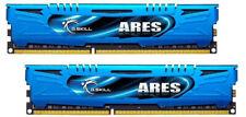 2x G.Skill Ares DIMM Kit 16GB, PC3-19200, DDR3-2400, XMP CL11-13-13-31