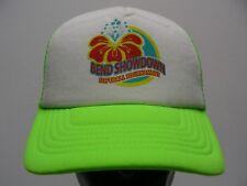 BEND SHOWDOWN SOFTBALL TOURNAMENT - TRUCKER STYLE SNAPBACK BALL CAP HAT!