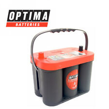 Rtc42 Battery Original Optima Red Top 50ah 815a Fiat Freemont Jeep Wrangler