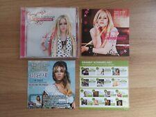 Avril Lavigne – The Best Damn Thing Rare Korea Promo CD Rare Insert,Flyer