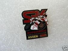 PINS,SPELDJES DUTCH TT ASSEN OR SUPERBIKES MOTO GP 1996 WK SUPERBIKES SBK ASSEN