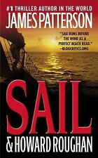 Sail by James Patterson and Howard Roughan (2008, Hardcover, Large Type) 1st 1st