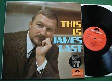 This is James Last inc Yesterday & Toreador's March from Carmen + LP