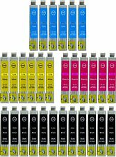 20 CARTUCCE COMPATIBILI PER EPSON STYLUS 711 SX100 218 200 400 405 BX300 DX4000