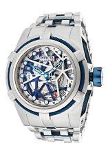 Invicta Bolt Zeus 12946 Mens Swiss Made Automatic GMT Watch $4995 BIG NEW