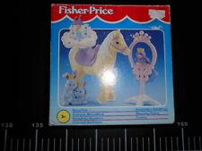 Fisher Price Grat Adventures Little Royal Pets Princess Knights Castle Figure