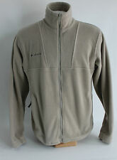 Columbia Men's Full Zip Casual Outdoor Style  Fleece Jacket Size Small, Used!
