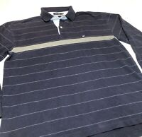 Mens Tommy Hilfiger XL Polo Long Sleeve