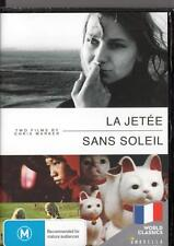 LA JETEE SANS SOLEIL - NEW & SEALED REGION 4 DVD FREE LOCAL POST