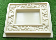 FRAME BABY HANDORINT PLASTER MOLD MEMORY PRINTS HANDS & FOOTPRINT MAKERS#D05