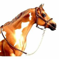 Breyer Traditional Leather Halter and Lead Scale 1 9