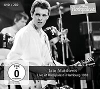 Ian Matthews - Live At Rockpalast [New CD] With DVD