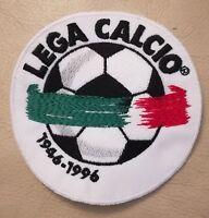 TOPPA PATCH ORIGINALE LEGA CALCIO 96/97 PER MAGLIA CALCIO MATCH WORN