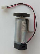 24V DC Motor VDO (now KAG) M42x30/I + IGO 500/2 Encoder + Flywheel 15