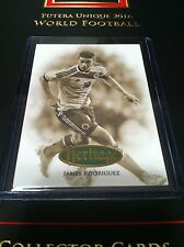 2016 Futera Unique soccer Heritage card HT71 James Rodriguez Colombia 03/50