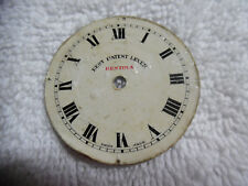 Lever Bentima Swiss Made 79-9Mmm Antique Pocket Watch Face Best Patent