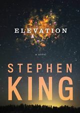 Elevation by Stephen King (2018, Hardcover)