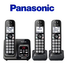 Panasonic KX-TGD563M Link2Cell Bluetooth Cordless Phone Answering Machine