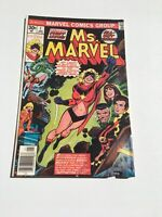 1977 Marvel comic MS. MARVEL #1 1st Carol Danvers key issue